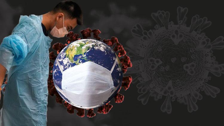 Dünya genelinde koronavirüs kaynaklı ölümlerde feci bilanço!