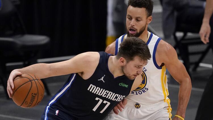 NBA'de Gecenin Sonuçları: Curry'nin 57 sayısı Warriors'a yetmedi! Doncic ve Mavericks...