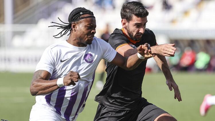 TFF 1. Lig: Ankara Keçiörengücü 1-0 Adanaspor