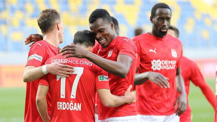 Ankaragücü 1-4 Sivasspor / Maçın özeti ve goller