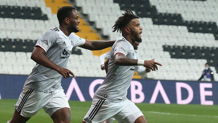 Beşiktaş 1-0 Konyaspor (Maçın özeti)