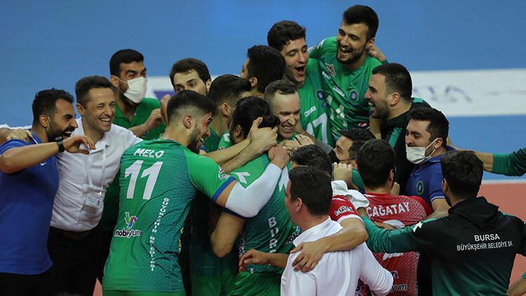 Altekma 2-3 Bursa Büyükşehir Belediyespor