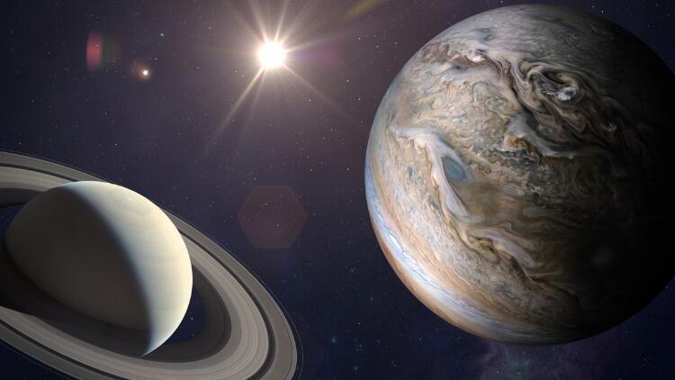 Satürn/Uranüs Karesi 2021 Yılına Damgasını Vuracak