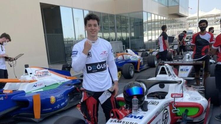 Cem Bölükbaşı, Formula 3 Asya Şampiyonası'nda 8. sıraya yükseldi!
