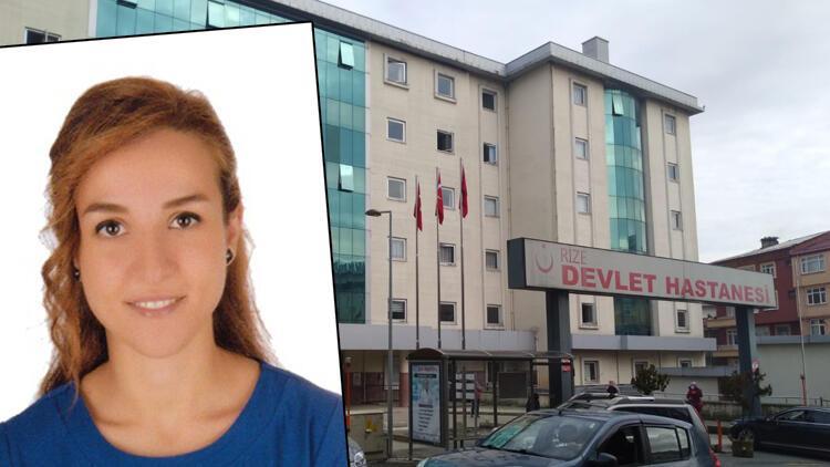 Rize'de doktora oraklı saldırı