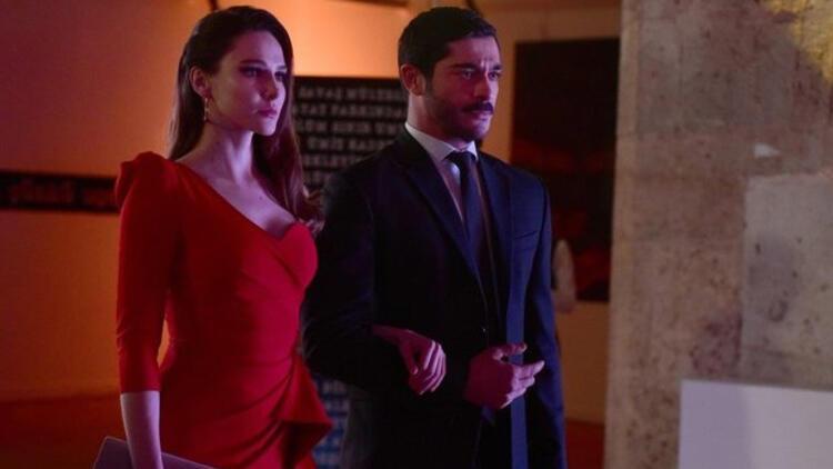 Maraşlı dizisi oyuncuları kimdir? Burak Deniz ve Alina Boz Maraşlı kadrosunda