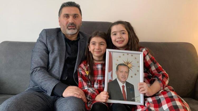 'Türkiye'ye gittiğimizde görüşmek istiyorum'