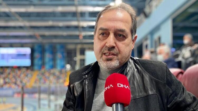 """Fikret Çetinkaya: """"Fenerbahçe 9 olimpik branşla amatöre lokomotiflik yapıyor..."""""""