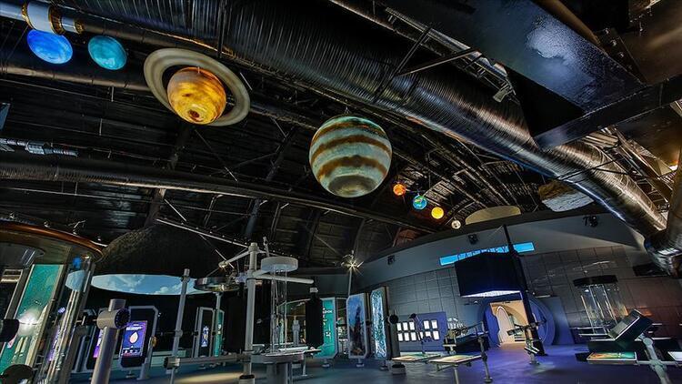 Gökmen Uzay ve Havacılık Eğitim Merkezi(GUHEM) nerede Türkiyenin uzay temalı ilk eğitim merkezi