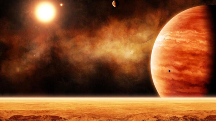 Çin'in uzay aracı Mars'ın yörüngesine girdi
