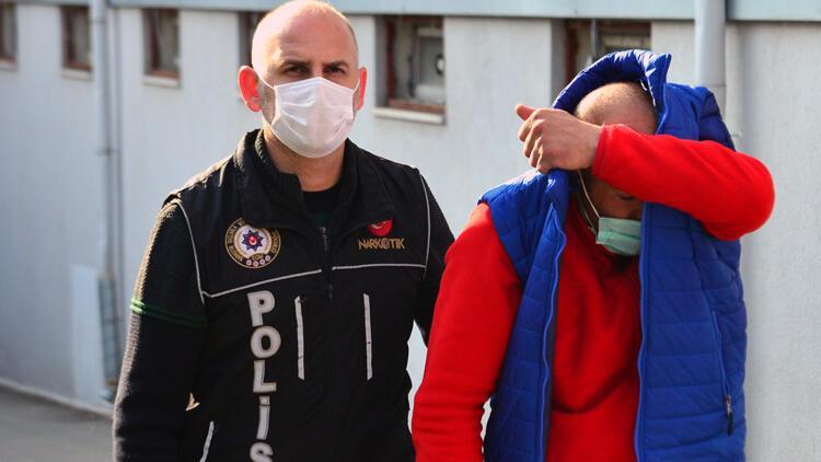 Adana'da suçüstü yakalanan 3 kişi tutuklandı