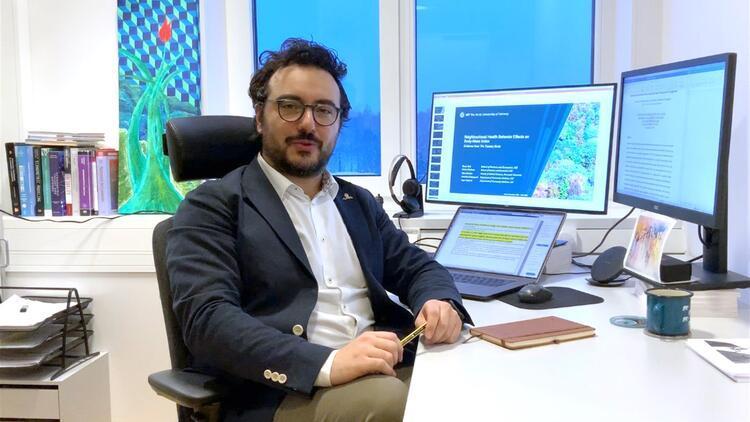 Kuzey Kutbu Üniversitesi'nden Türk akademisyene ödül