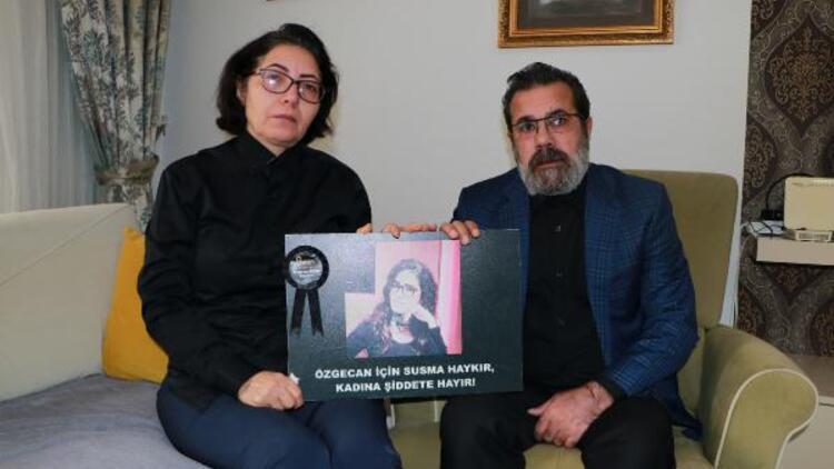Özgecan Aslan'ın ölüm yıl dönümünde babası konuştu: Kadına şiddet, insanlığa ihanettir