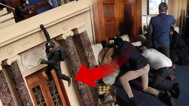 Trump'ın Senatodaki azil yargılamasına yeni ortaya çıkan videolar damga vurdu!