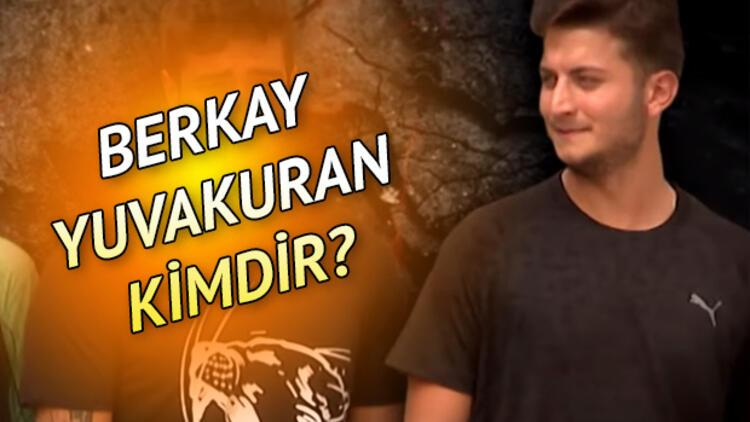 Survivor yeni yarışmacısı Berkay Yuvakuran kimdir? Babası eski milli futbolcu!
