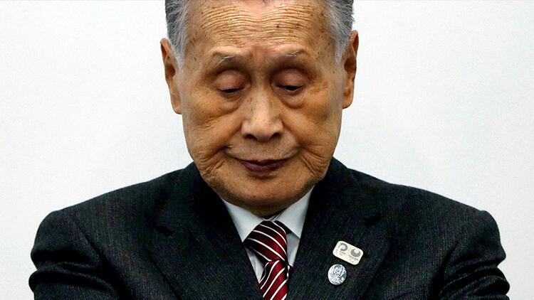 Son Dakika: Tokyo Olimpiyat Oyunları Komitesi Başkanı Yoshiro Mori istifa etti!