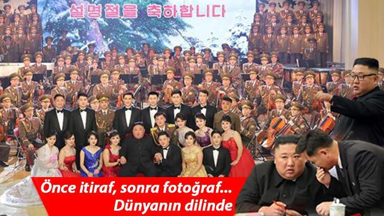 Önce itiraflar sonra fotoğraflar geldi... Dünya Kim Jong'u konuşuyor!