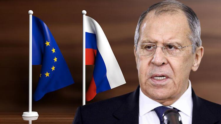 Rusya'dan Avrupa Birliği'ne rest: İlişkimizi koparmaya hazırız!