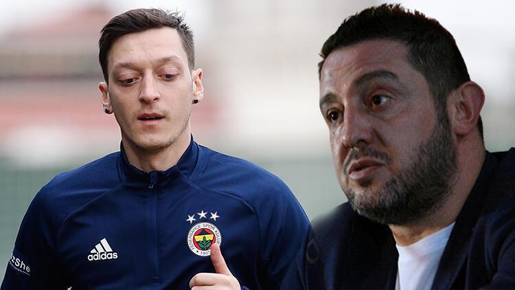 Nihat Kahveci, sosyal medyada Fenerbahçenin yıldızı Mesut Özile seslendi