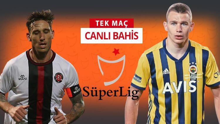 Fenerbahçede Fatih Karagümrük maçı öncesi 6 eksik Galibiyetlerine iddaada...