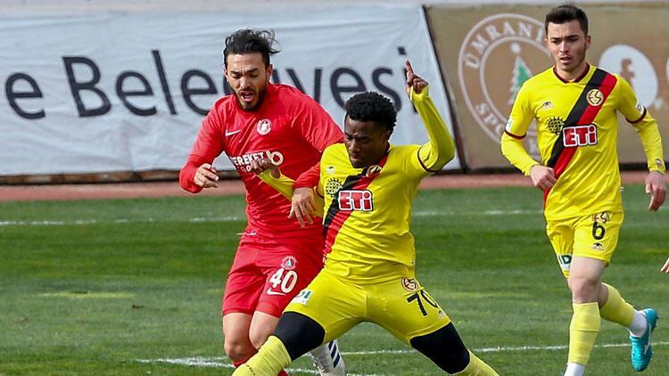 Ümraniyespor 3-0 Eskişehirspor