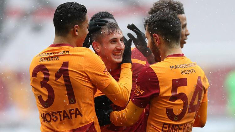 Galatasaray 2-1 Kasımpaşa (Maçın özeti ve golleri)