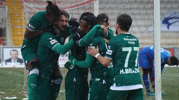 Beypiliç Boluspor 0-1 Giresunspor