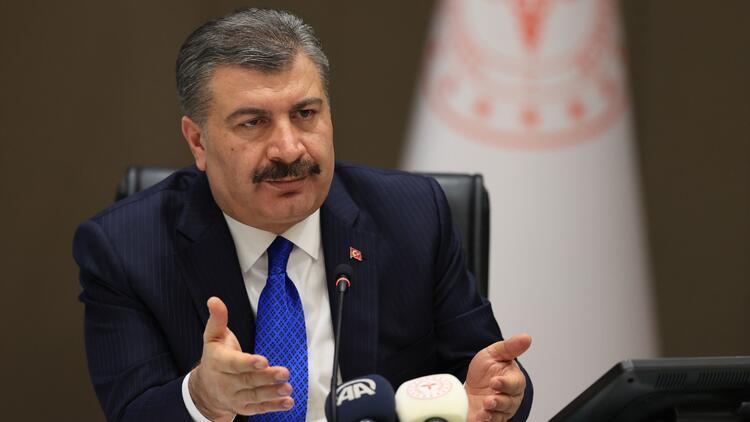 Bakan Koca'dan Gara'da şehit edilen 13 Türk vatandaşı için başsağlığı