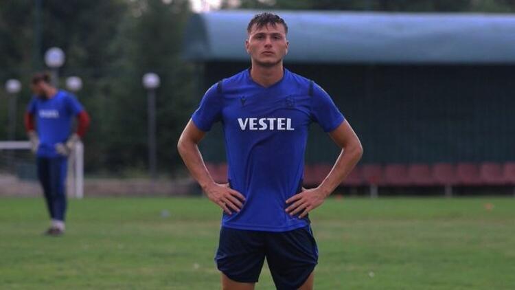 Trabzonspor'da dikkat çeken isim Taha Cevahiroğlu! Hücumcu bek...