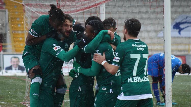 Giresunspor galibiyet serisini 10 maça çıkardı! 44 yıllık hasreti sonlandırmak için...