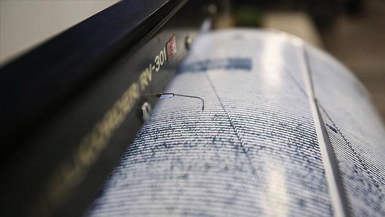 Çanakkale'de 3.9 büyüklüğünde deprem