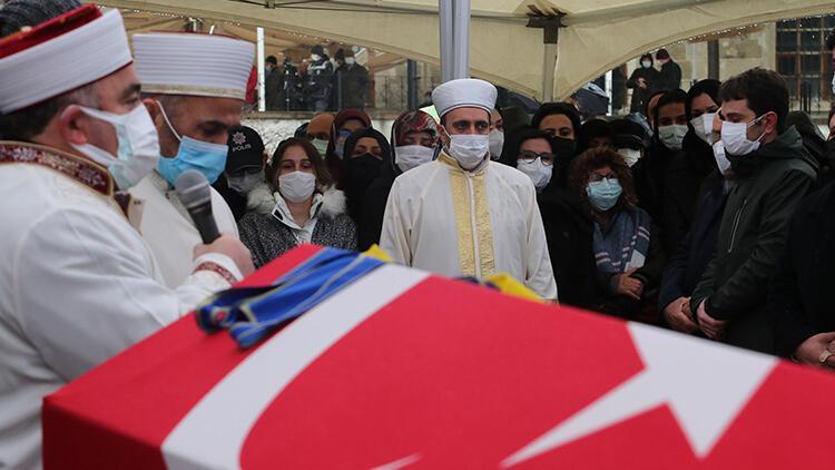 Gara'da şehit edilen Muhammet Salih Kanca son yolculuğuna uğurlandı