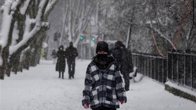 Kar yağışı kaç gün sürecek? İşte İstanbul, Ankara ve tüm illerimizde hava durumu