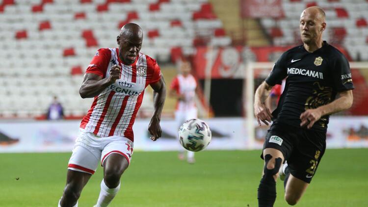 Antalyaspor 1-1 Yeni Malatyaspor / Maç sonucu