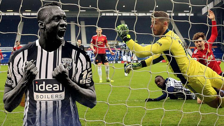 Mbaye Diagne'nin tarihi golü Manchester United'ı karıştırdı! Ayrılık çanları...
