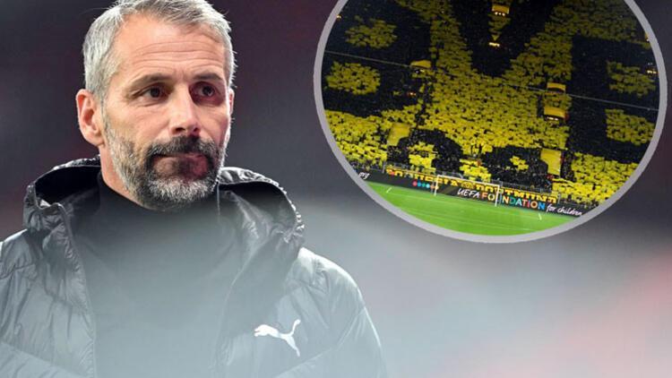 Dortmund'un yeni hocası belli oldu