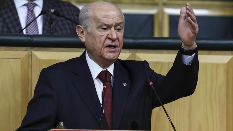 Bahçeli'den çok sert sözler: HDP zaman kaybetmeden kapatılmalıdır