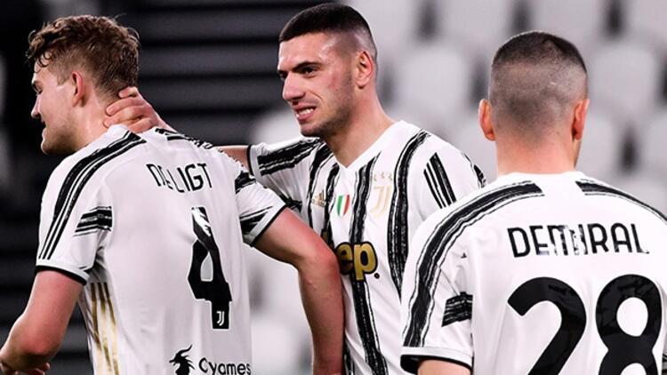 Juventus efsanesinden Merih Demiral yorumu! 'Takımın geleceği...'