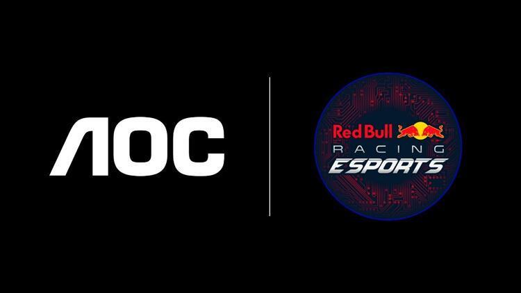 Redbull ve AOC ortaklığı