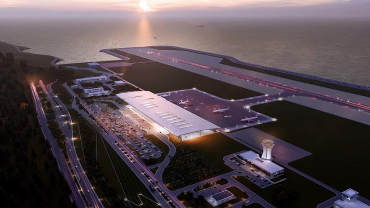 Rize Artvin Havaalanı ne zaman açılacak? Ulaştırma Bakanı'ndan önemli açıklama