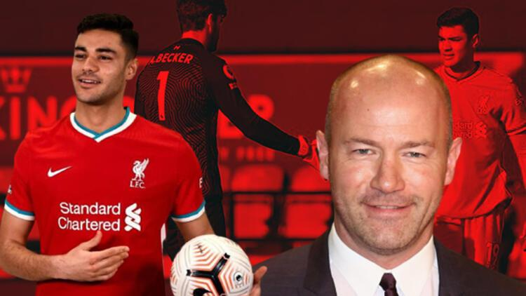 İngiliz efsane futbolcu Alan Shearer'den Ozan Kabak'a destek!