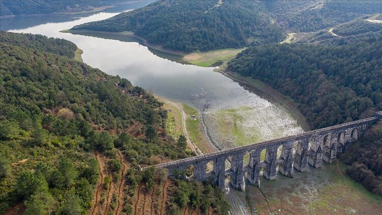İstanbul'un barajlarındaki doluluk oranı kaç? İşte en son veriler
