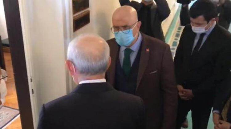 CHP'li Berberoğlu, 8 ay sonra Meclis'te