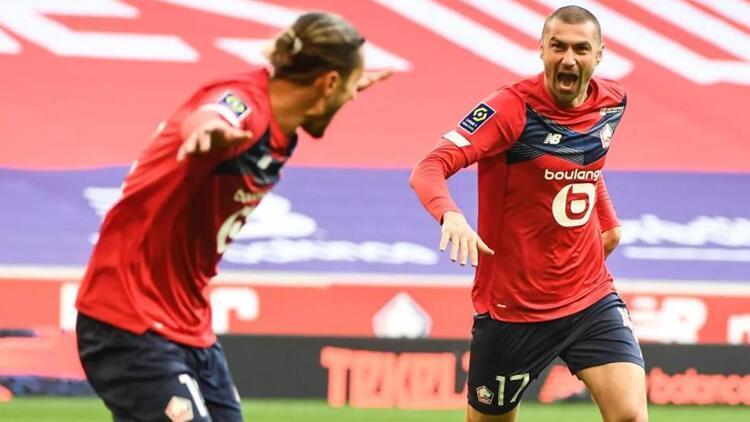 Burak Yılmaz ve Yusuf Yazıcı'dan UEFA'ya özel açıklamalar! Transfer itirafı...