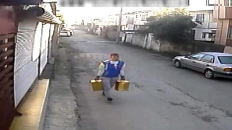 100'ün üzerinde suç kaydı bulunan hırsızlık şüphelisi kovalamacayla yakalandı