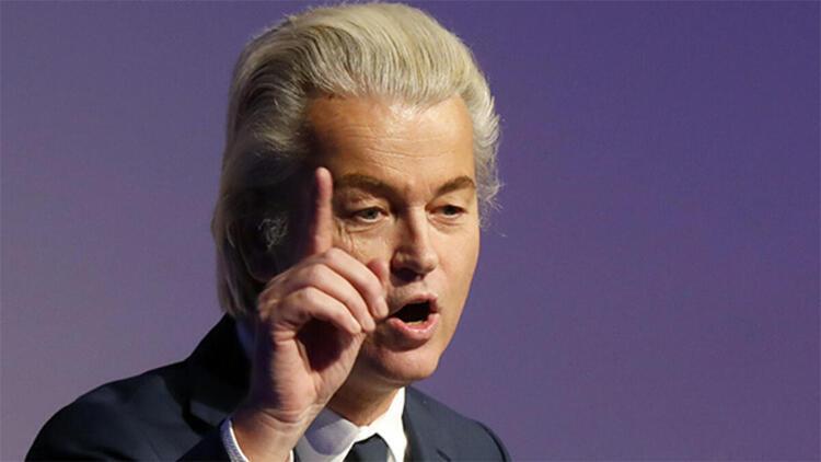 Wilders'in Erdoğan paylaşımına soruşturma