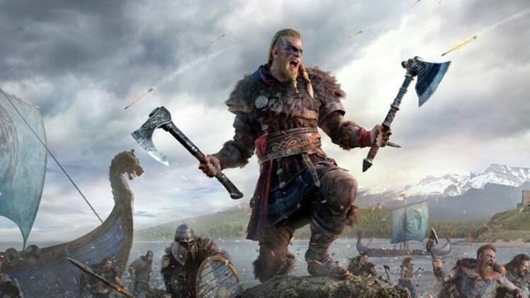 Assassin's Creed Valhalla için yeni güncelleme