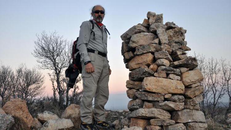 Balıkesir'den gelip Mardin'deki Turcel Dağı'na tırmandı