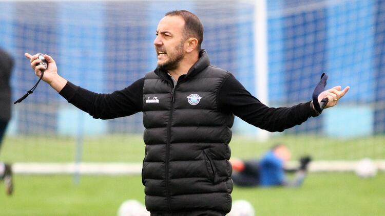 """Adana Demirspor TD Cüneyt Dumlupınar: """"Altay maçına odaklandık..."""""""