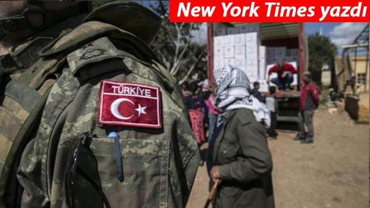 New York Times'dan övgü dolu yazı: Türkiye tek ülke!